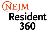 NEJM Resident 360